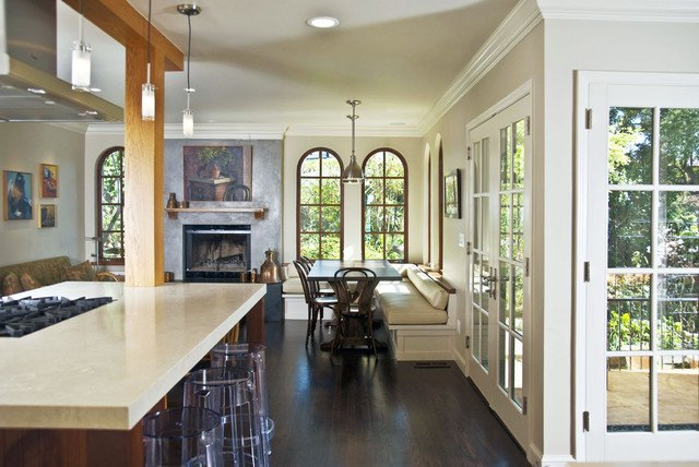 20 Kitchen Design Ideas With Breakfast Nooks Housely
