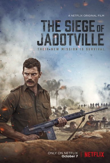 Netflix original 'The Siege of Jadotville'