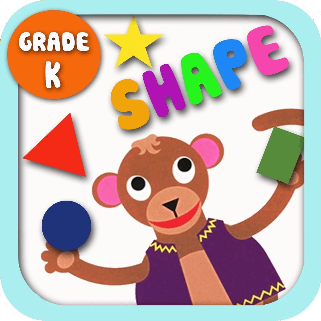Kids Math Shapes Worksheets Kindergarten 3 21 Mb