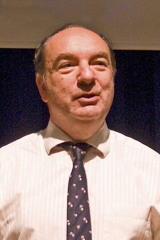 Former Lib Dem MP and transport minister, Norman Baker.