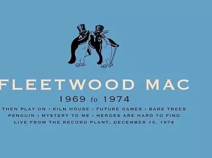 Fleetwood Mac, un box di otto CD in uscita a fine estate. Tracklist completa