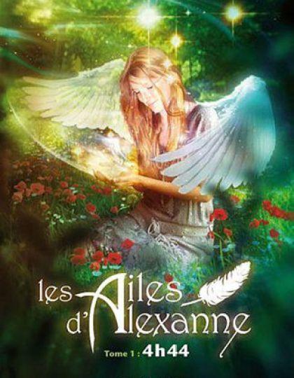 Les Ailes d'Alexanne tome 1 à 3