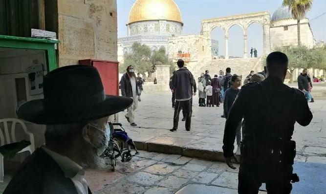 """Consejo Halájico Islámico: """"Los judíos no tienen derecho al Monte del Templo ni a la Cueva de los Patriarcas"""" - Canal 7"""