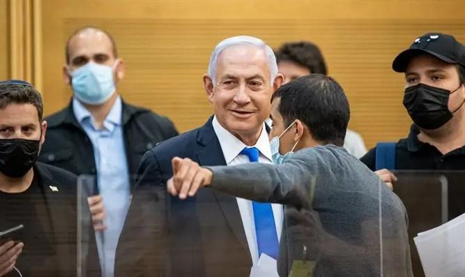 Plan Bennett y Lapid: ley de eliminación de Netanyahu-Canal 7