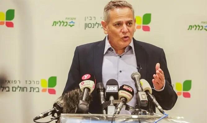 """Nitzan Horowitz amenaza: """"Este es un gobierno de derecha, sin presupuestos, no nos quedaremos"""" - Canal 7"""