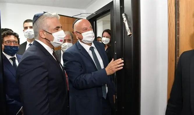 Lapid: En dos meses, se abrirá una embajada en Marruecos - Canal 7