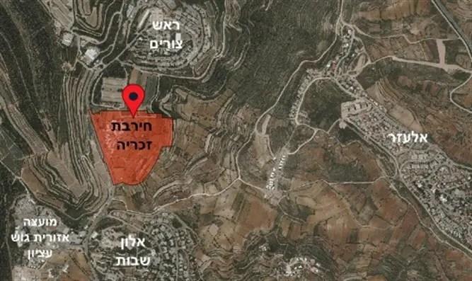 Permisos de construcción para palestinos: Israel perderá el control del Área C - Canal 7