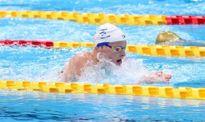 Nuevamente: Oro y récord mundial para el nadador israelí en los Juegos Paralímpicos - Canal 7