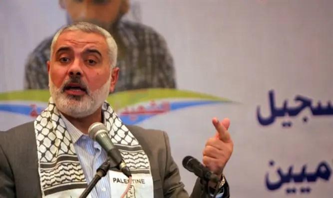 """Hamas: """"Este es un conflicto existencial y no una lucha por las fronteras"""" - Canal 7"""