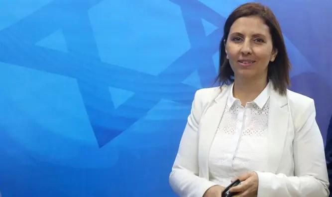 Minister Gila Gamliel