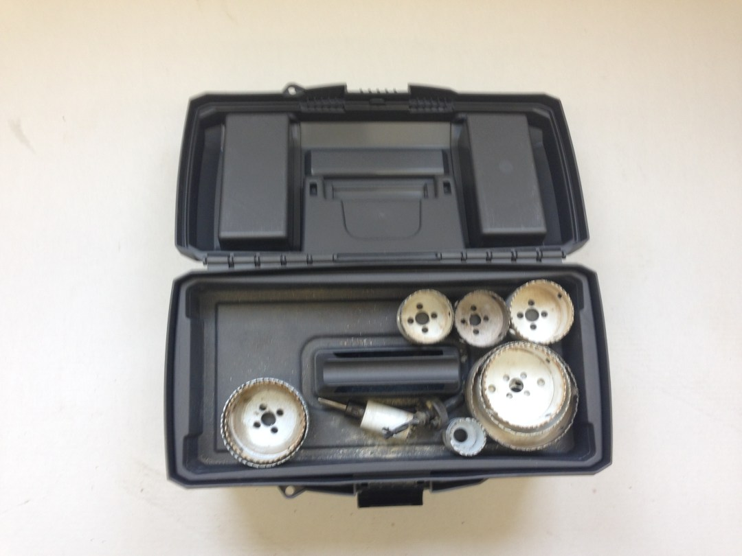 Hole Saw Kit Image