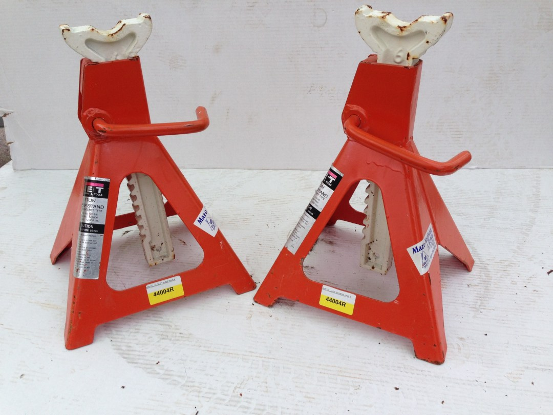 Jack Stands 6 Ton Pair Image