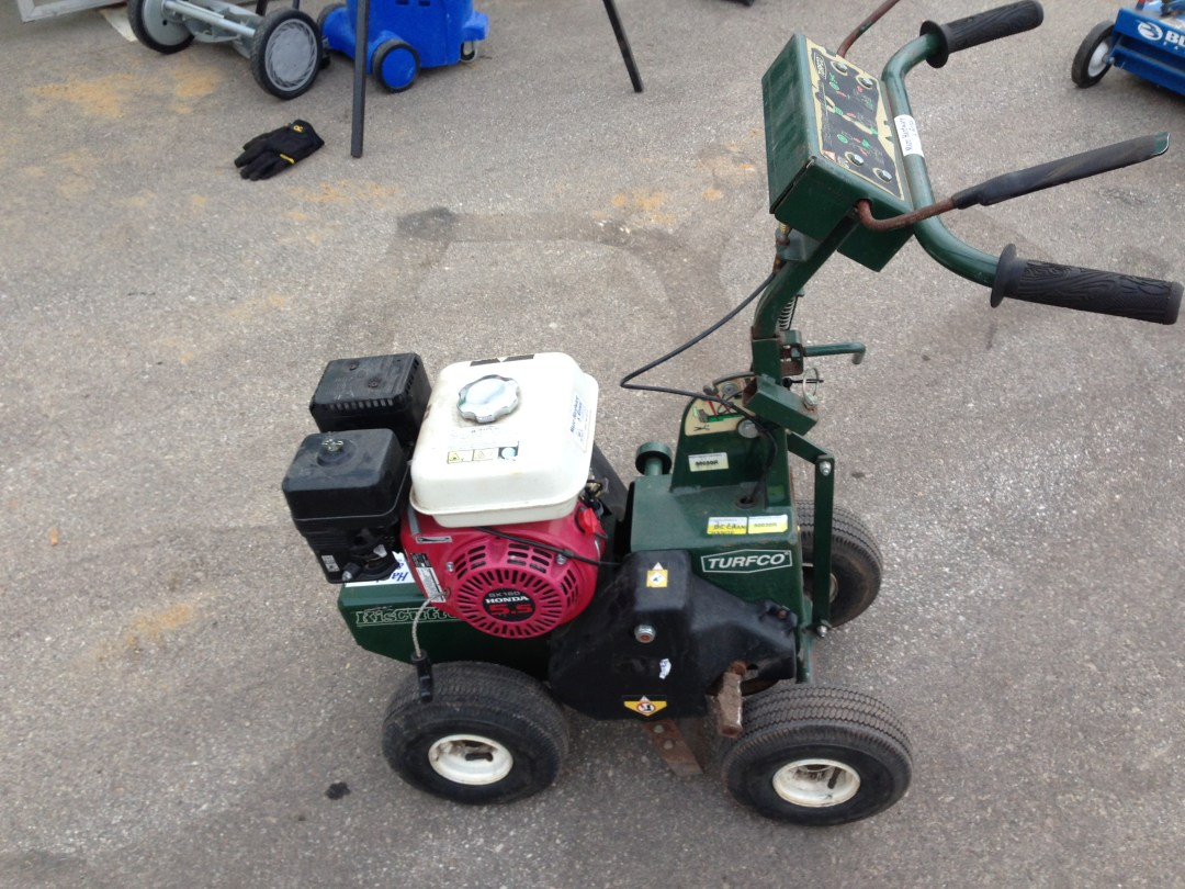 Power Sod Cutter Image
