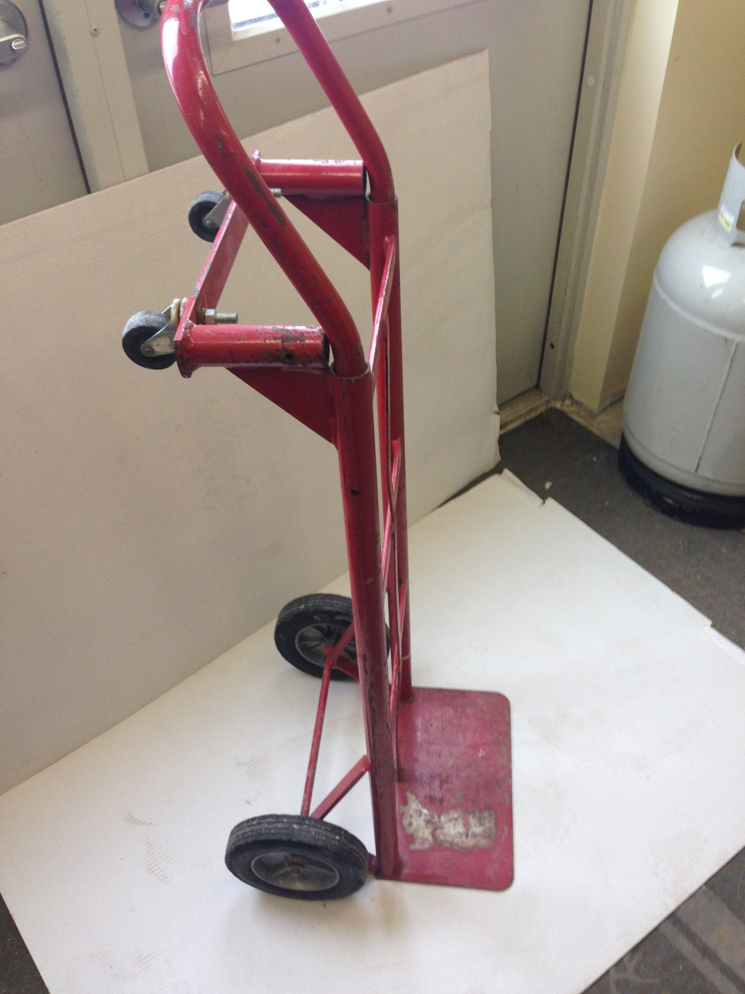 4 Wheel Dolly Image
