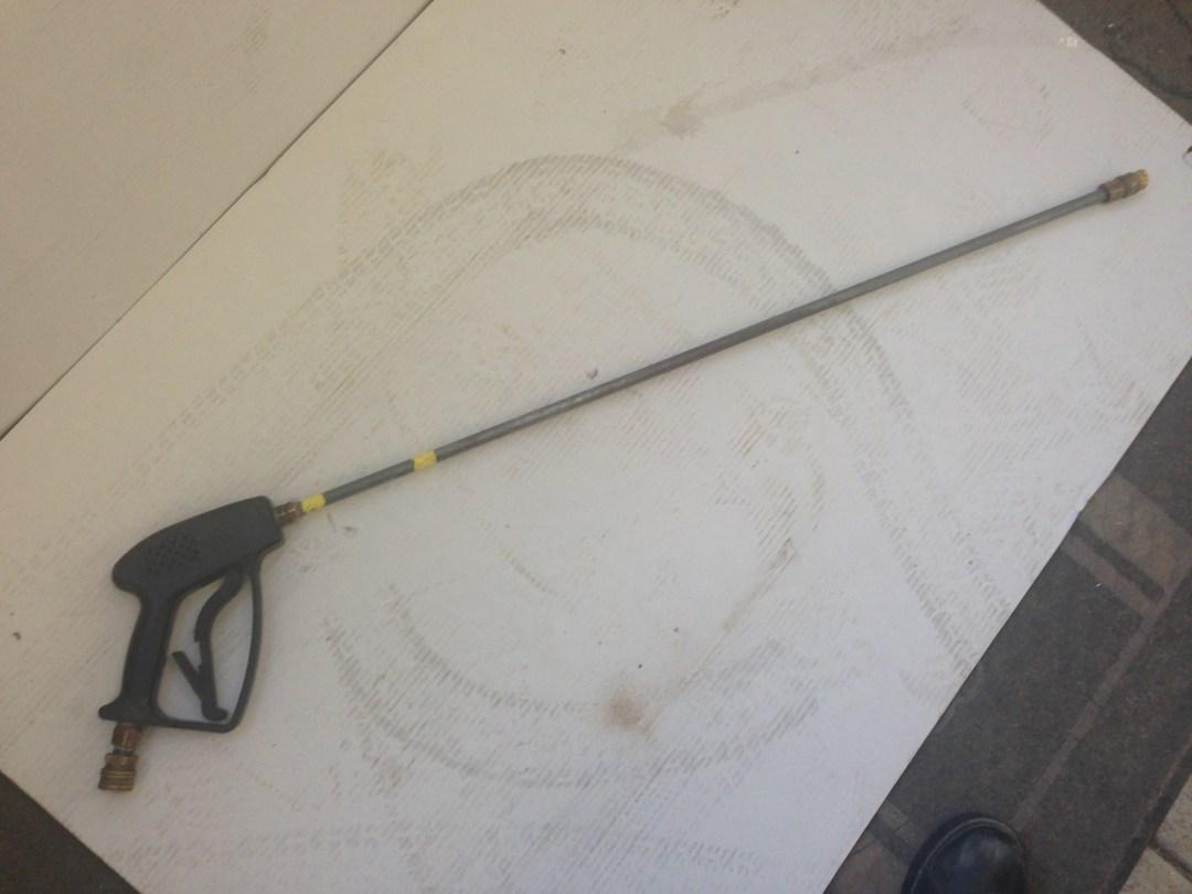 Pressure Washer Blaster Nozzle Image