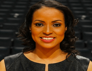 Stephanie Ready Becomes First Full Time Female Nba Analyst