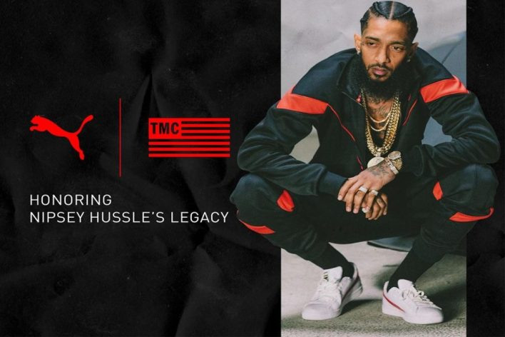 Puma Releases Nipsey Hussle's The Marathon Continues Collection--and It  Sells Out in a Day