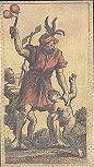 Minchiate 'Etruria' (XVIII secolo) - Il Meneghello, Italia