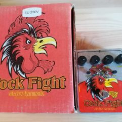 Cock Fight - (talking guitar) TC Electronic - Pendaal