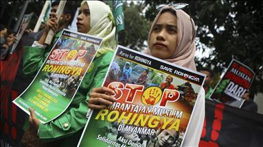 Indonesia: 1000s gather for pro-Rohingya rally