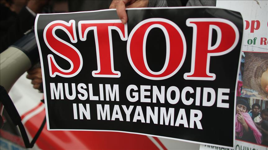 Muslim scholars urge solidarity with Myanmar's Rohingya