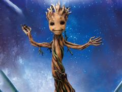 Guardians of The Galaxy Action Hero Vignette - Baby Groot