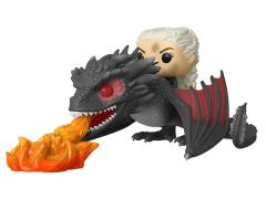 Pop! Rides: Game of Thrones - Daenerys on Drogon (Season Eight)