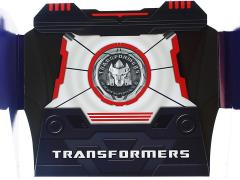 Transformers Masterpiece MP-25 Tracks Collector Coin