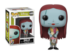 Pop! Disney: The Nightmare Before Christmas - Sally (With Basket)
