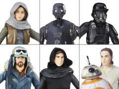"Star Wars: The Black Series 6"" Wave 16 - Case of 6"