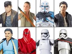 "Star Wars: The Black Series 6"" Wave 26 Set of 8 Figures"
