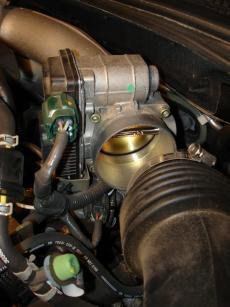 Electronic Throttle Control