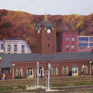 Kingsport Tennessee Passenger Depot
