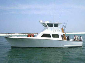 C Rose Charter Boat
