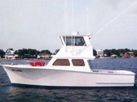 Cool Change Charter Boat