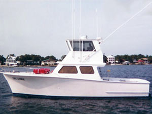 Cool Change Fishing Charter Boat