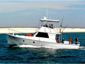 Riptide Charter Boat