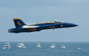 Blue Angels Boats in Pensacola