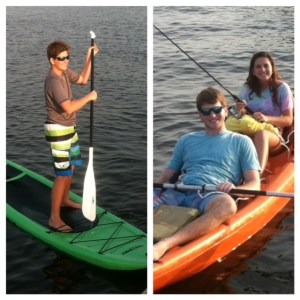 paddleboard kayak rentals orange beach al