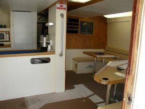 Orange Beach AL charter boat interior multi-passenger fishing vessels