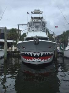 six passenger alabama charter boat Jamie G deep sea & trolling fishing charters