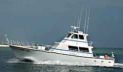 multi passenger charter boat Shady Lady 60' Sportfisherman