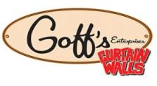 Goff's Curtain Walls