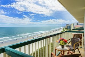 Advanced Home Inspections  inspects balconies