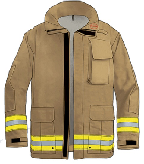 1999 Nfpa Jacket Ansi 3 2019