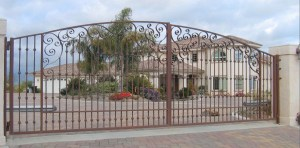 aaa gate installation san diego iron gates 055