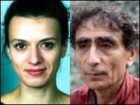 Jowita and Gabor Maté