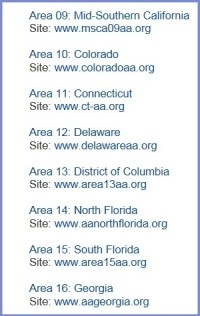 Area Websites