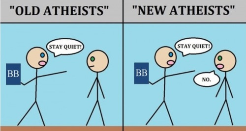 New Atheists BB