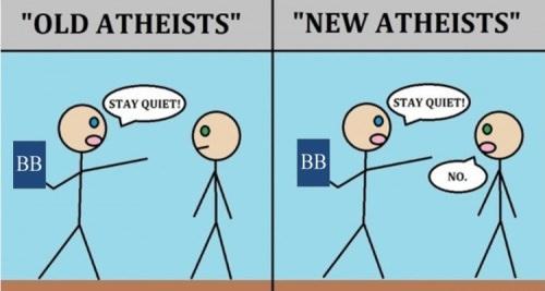New Atheists BB